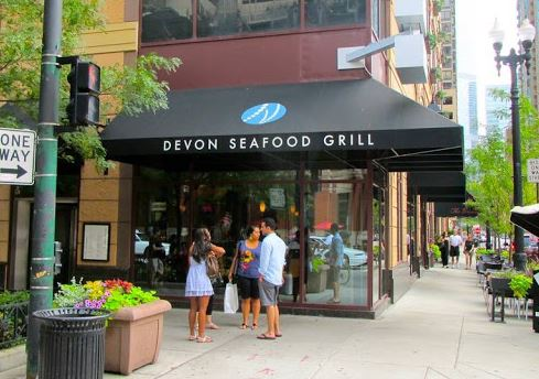 devon seafood grill survey