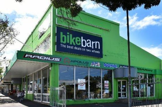 Bike Barn Survey
