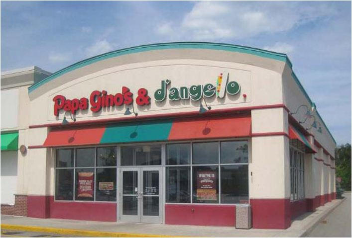 Papa Gino's and D'Angelo Survey