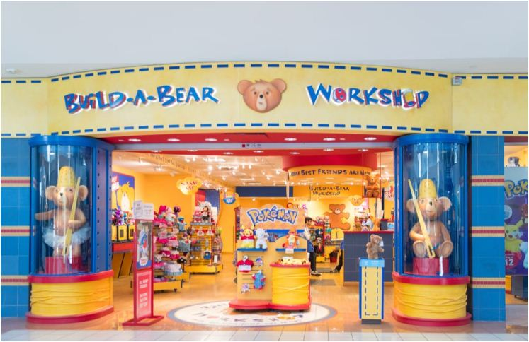 Build A Bear Survey
