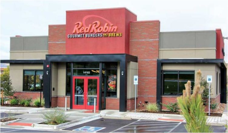 Red Robin Survey