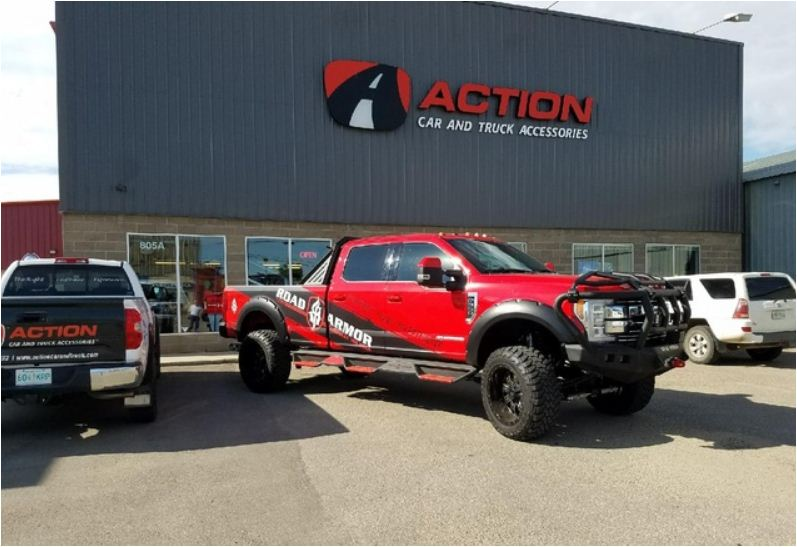 Action Car and Truck Survey